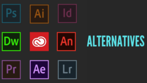 Adobe Creative Cloud ALTERNATIVES1