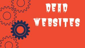 Dead Websites