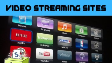 Video Streaming Sites