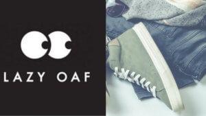 brands like lazy oaf