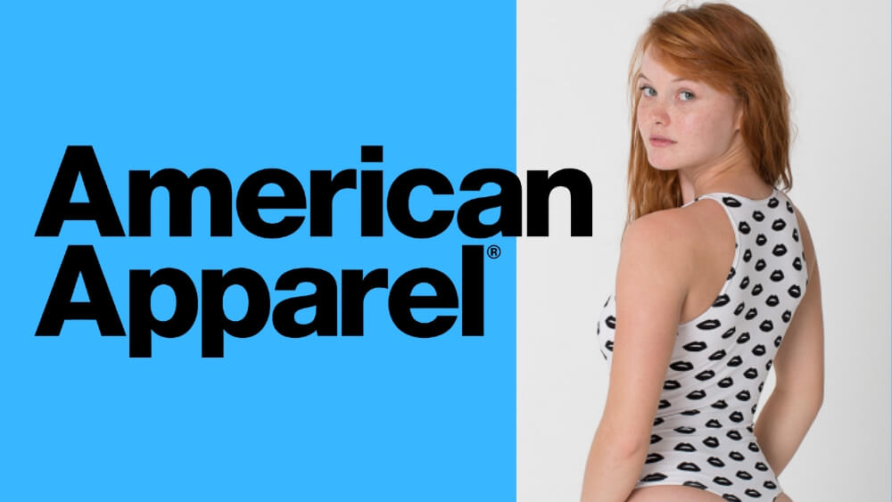 stores like american apparel