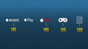 apple subscription plan