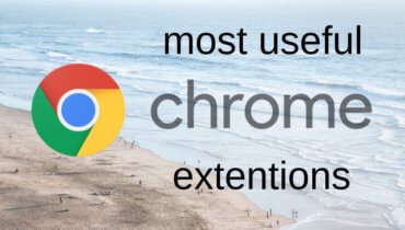 useful chrome extentions