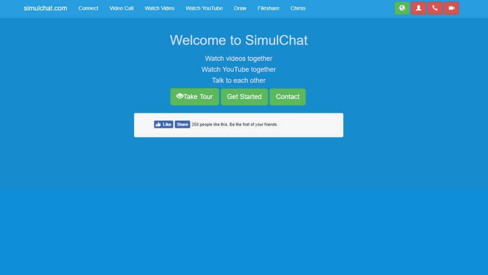 simulchat.com