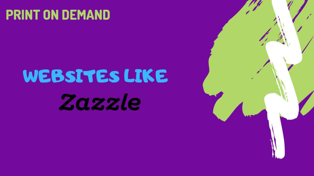 sites like zazzle