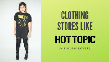 stores like hot topic