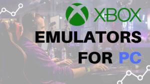 xbox emulators for pc