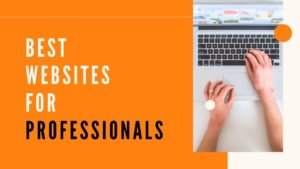 Best Websites for Professionals