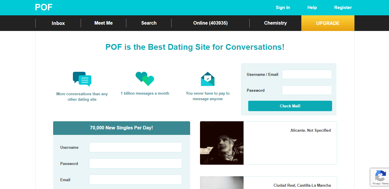 best dating sites - plenty of fish