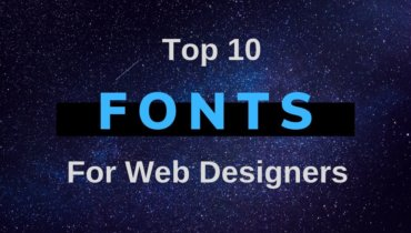 best fonts for graphic designers