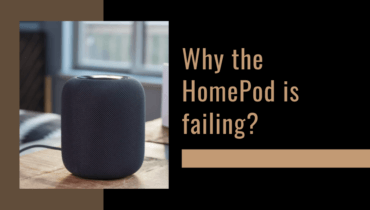 Why the HomePod is failing?