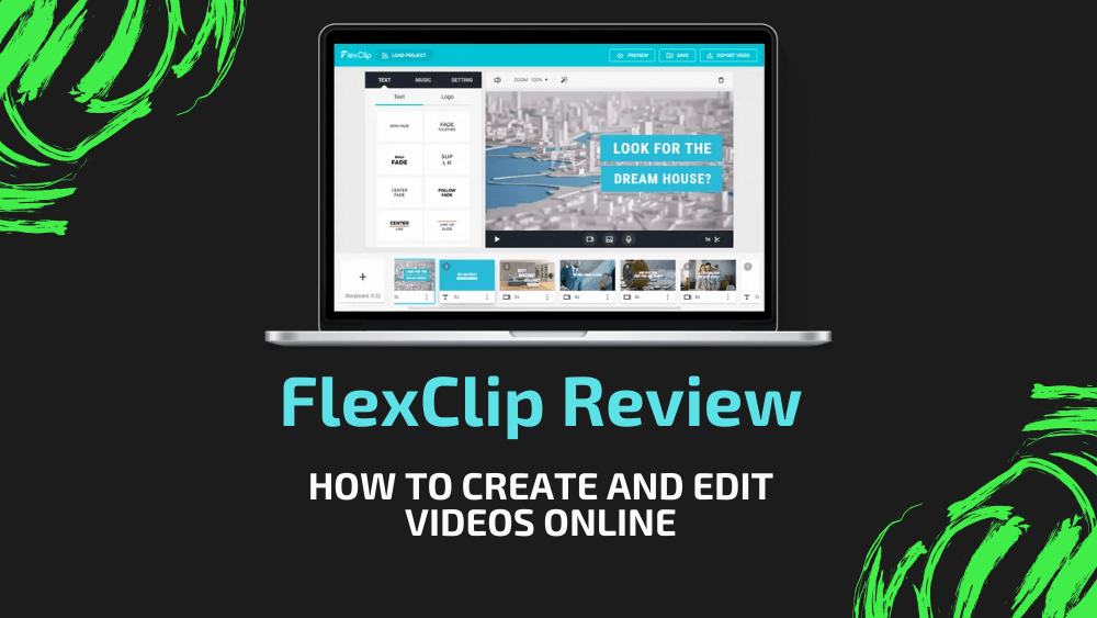 FlexClip Review