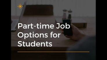 Part-time Job Options