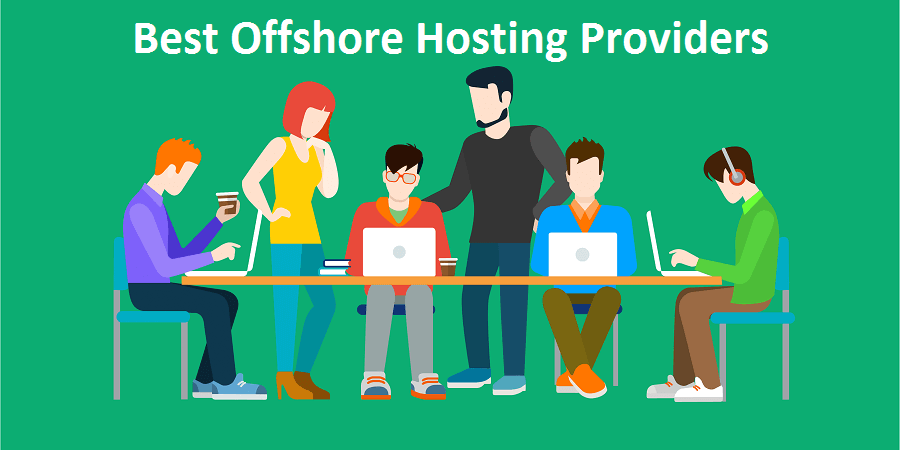 Offshore hosting anonymous