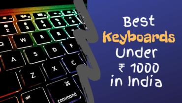 best keyboard under 1000