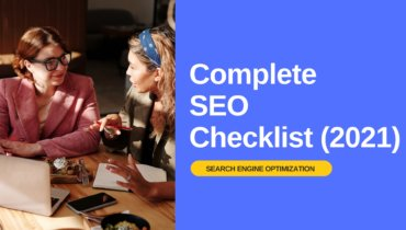 SEO Checklist for 2021
