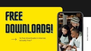 Don't Be Fooled By Free Downloads