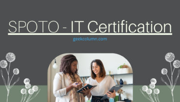 SPOTO IT Certification Review
